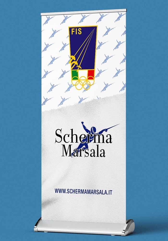 Roll up Circolo Scherma Marsala, Palermo 2013