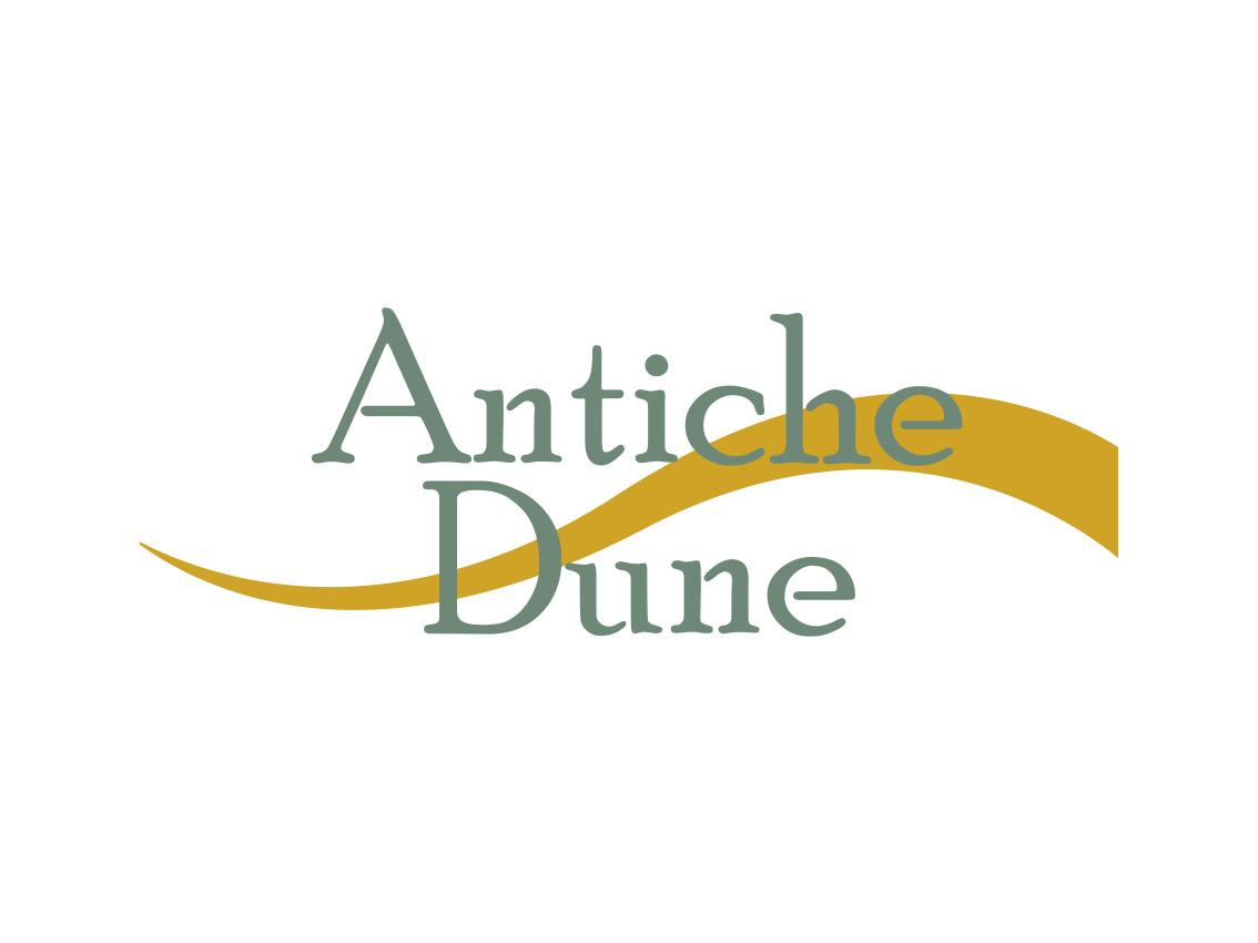 Logo Antiche Dune, Oleificio, Roma 2010