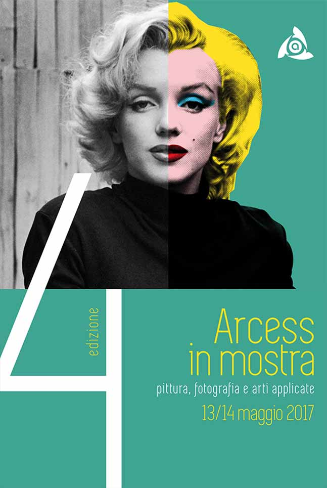 Poster Arcess Club, evento Arcess in Mostra, Palermo 2017