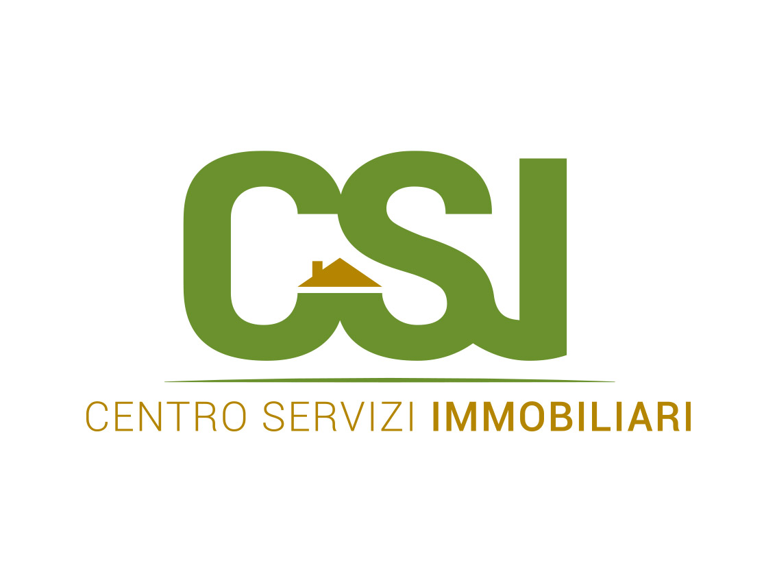 Logo CSI, Centro Servizi Immobiliari, Palermo 2015