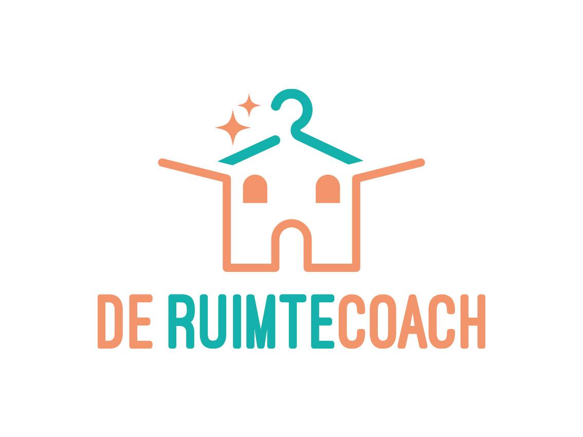 Logo De Ruimte Coach, servizio organizzazione spazi domestici, Belgio 2020