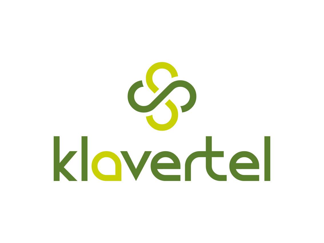 Logo Klavertel, servizi telefonici, Belgio 2015