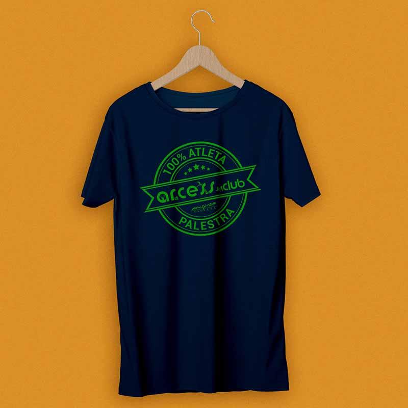 T-shirt promozionale 2014 - Arcess Club