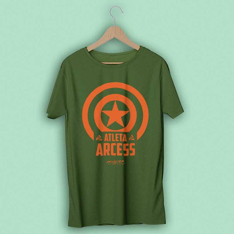 T-shirt promozionale 2018 - Arcess Club
