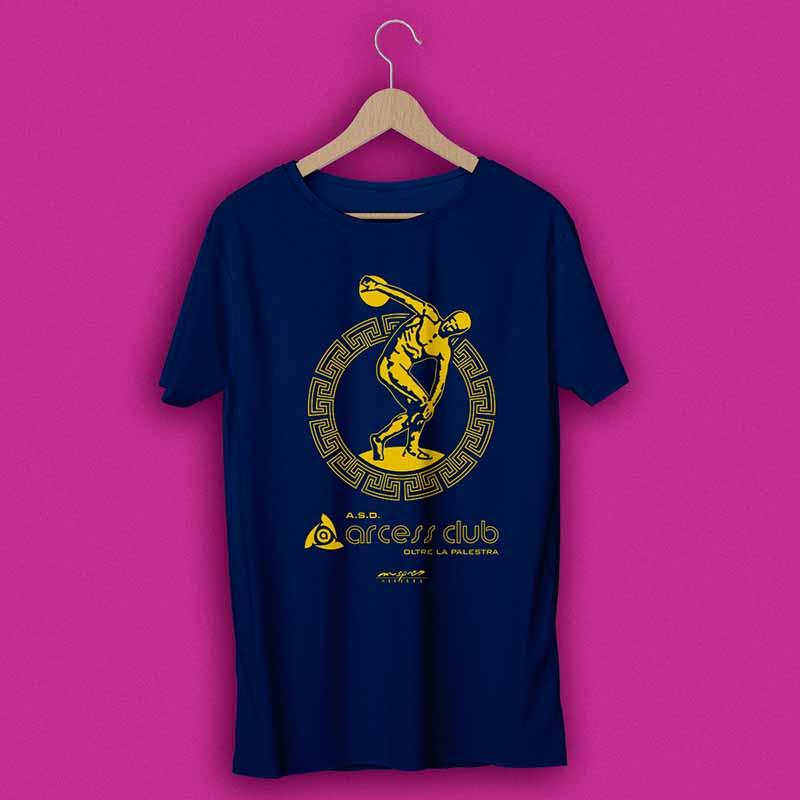 T-shirt promozionale 2019 - Arcess Club