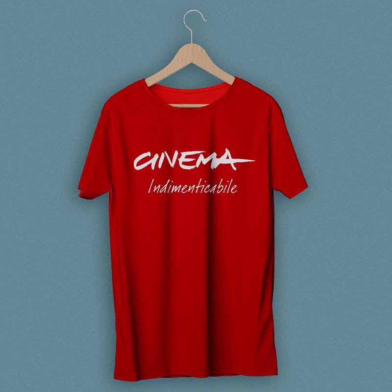 T-shirt promozionale, 2009 - Festival Internazionale del Film di Roma