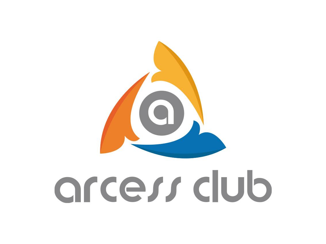 Logo Arcess Club, Associazione Regionale Cultura e Sport Sicilia, Palermo 2016