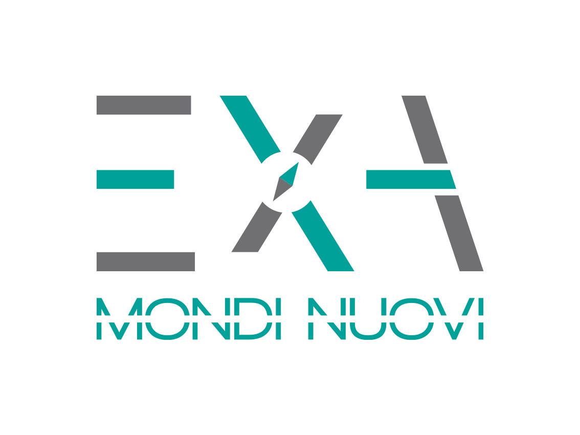 Logo Exa Mondi Nuovi, associazione culturale, Palermo 2014