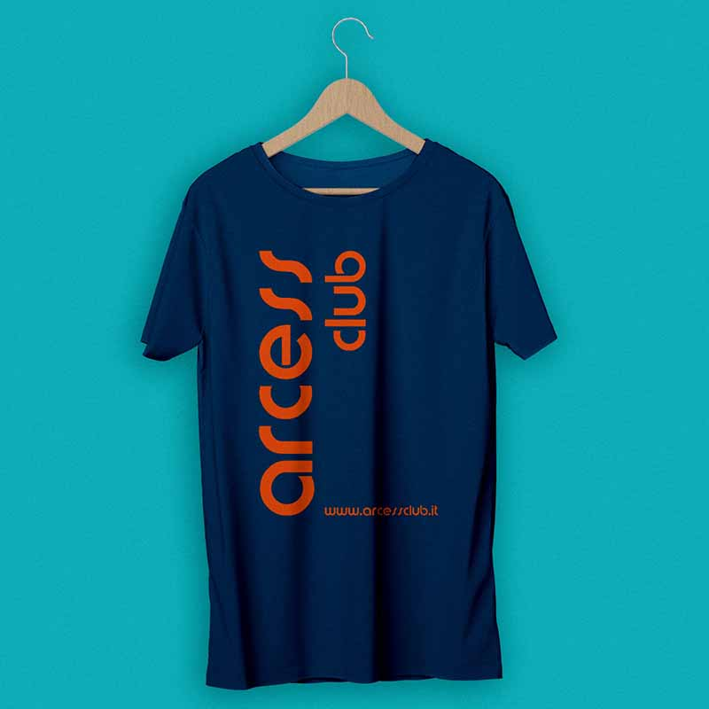 T-shirt promozionale 2012 - Arcess Club