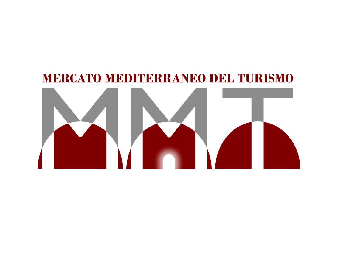 Logo MMT, fiera Mercato Mediterraneo del Turismo, Palermo 2014