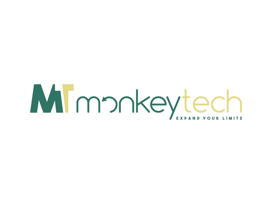 Logo Monkeytech, servizi informatici, Belgio 2015