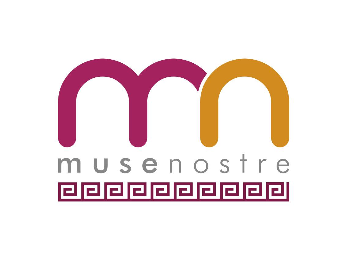 Logo Muse Nostre, magazine cultura e costume, Palermo 2014