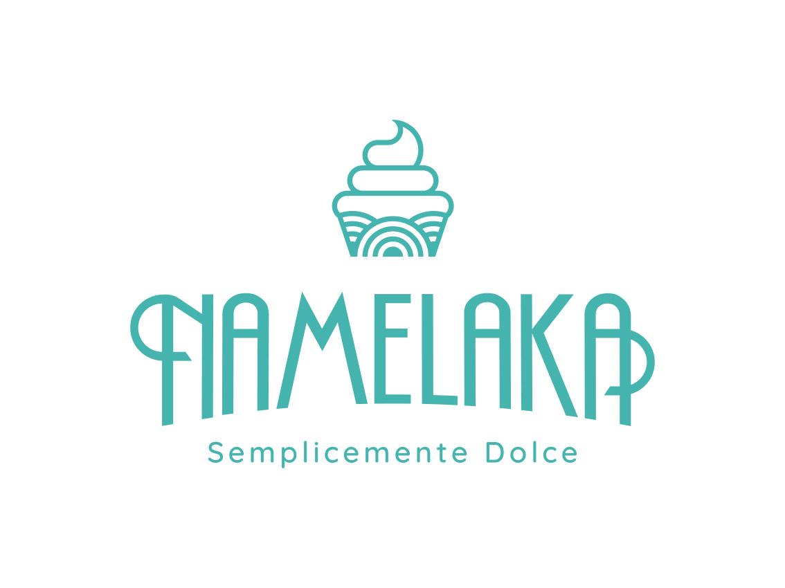 Logo Namelaka, servizio personal baker, Palermo 2020