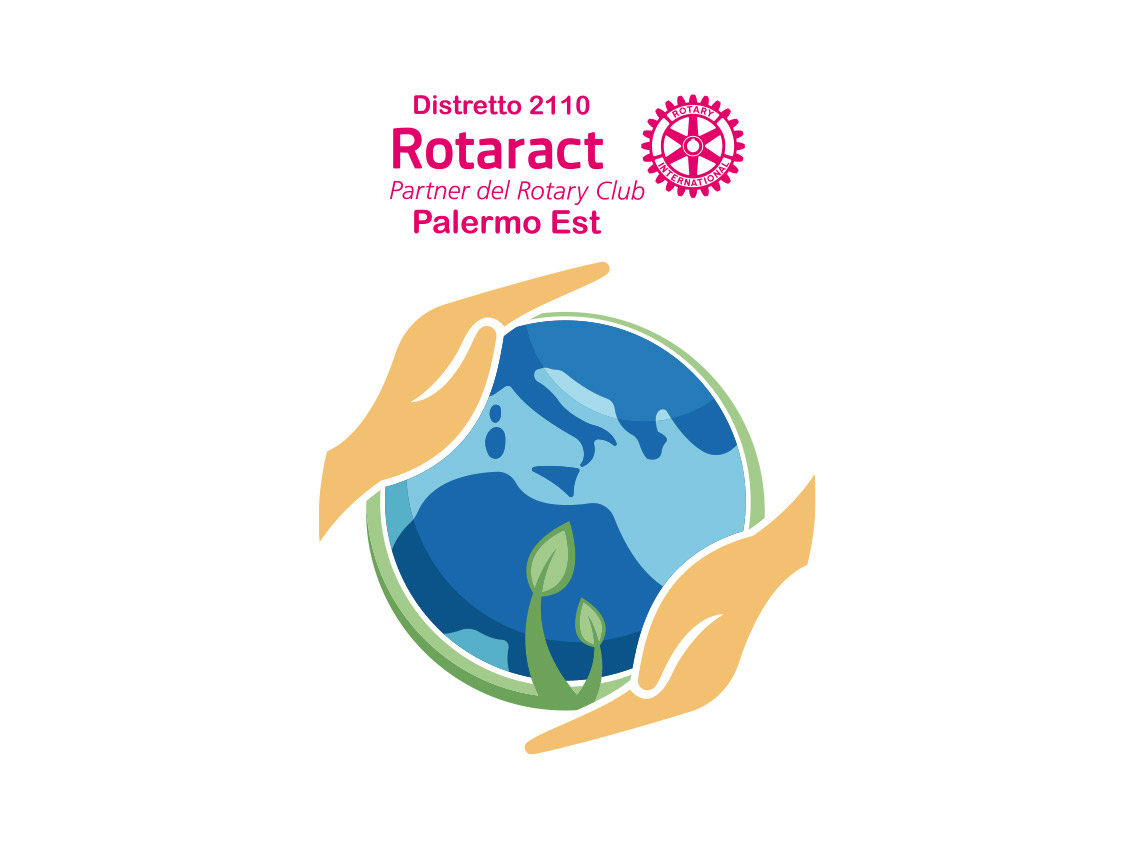 Logo progetto Rotaract Distretto 2110, Palermo 2018